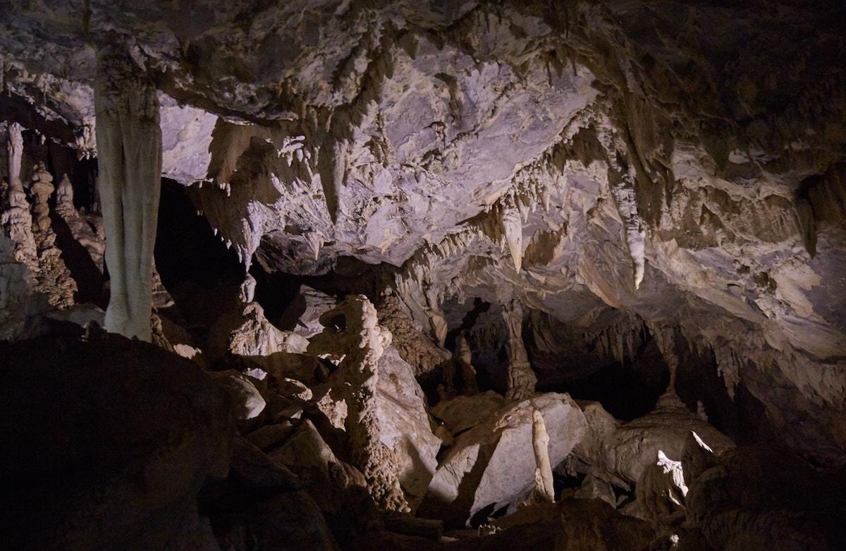 Mulu National Park Wind Cave