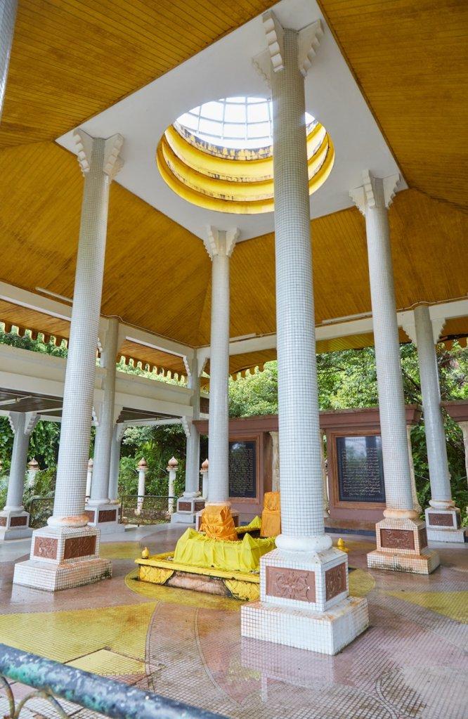 Tomb of Sultan Tengah