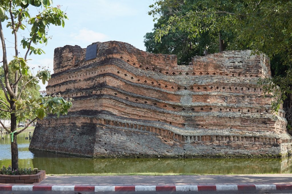Chiang Mai City Walls