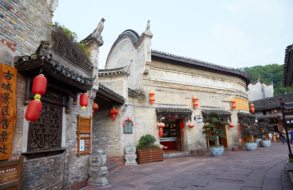 Fenghuang East Gate Tower