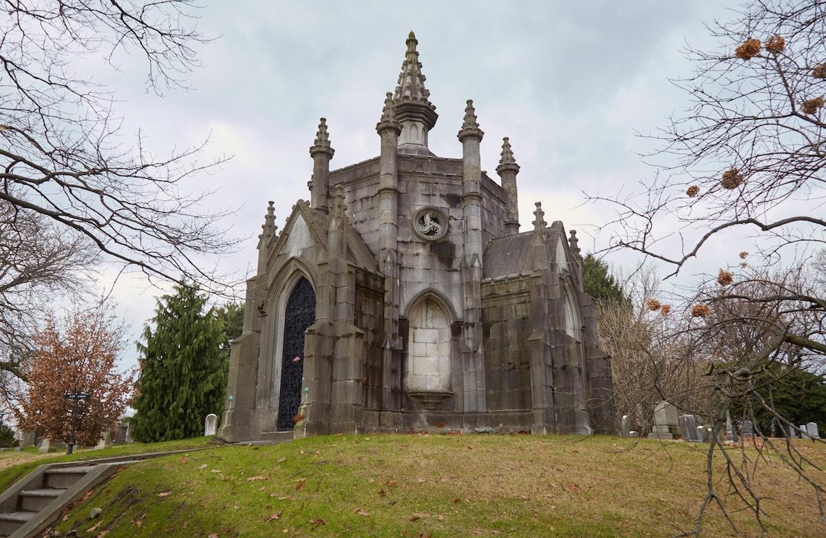 Green-Wood Cemetery Sunset Park Brooklyn