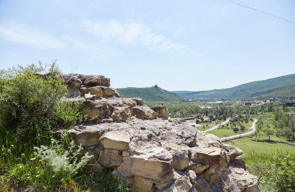 Mtskheta Bebris Tsikhe Fortress