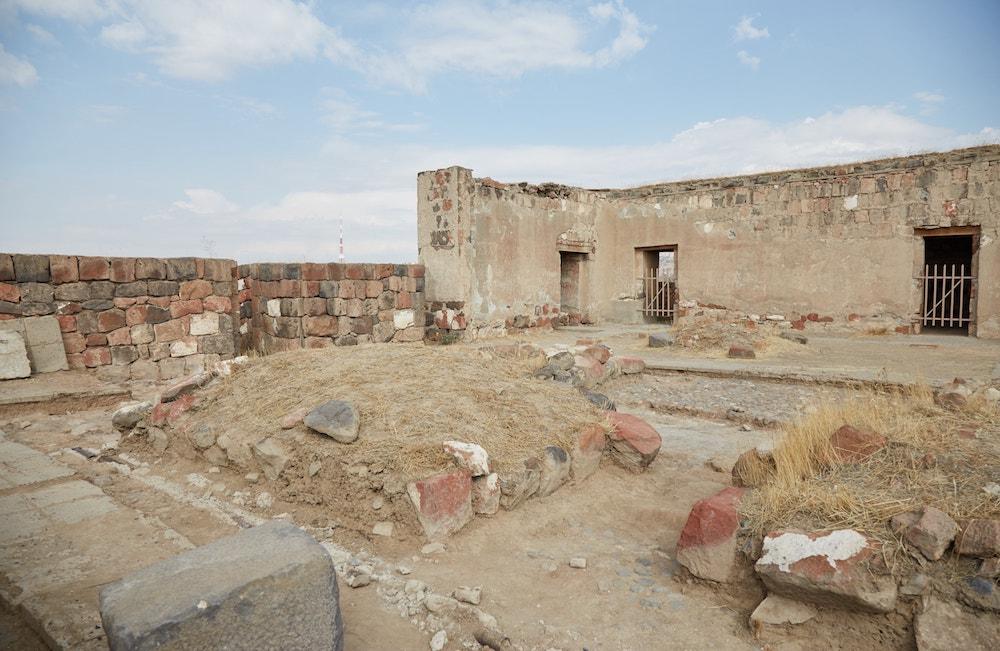 Erebuni Fortress Yerevan