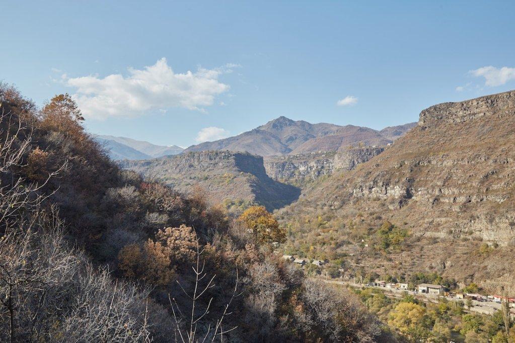 Alaverdi Debed Canyon