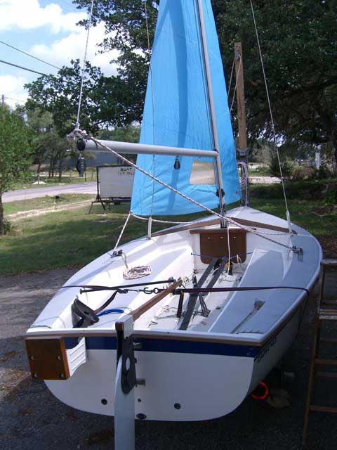 Capri 142 sailboat for sale
