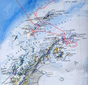 Peninsula Map ANT5