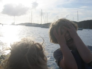When Me and Dad Nearly Sunk the Boat
