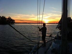Burton Sunset