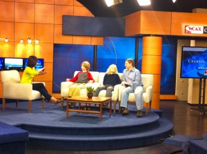 WCAX sailing kids interview