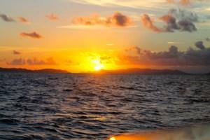 Guadeloupe to Antigua Passage