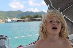 Running Aground in St. Martin! We Survived and So Can You
