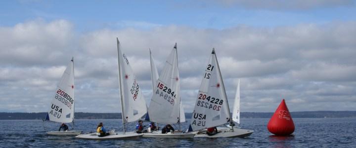 Youth Sailing Heats Up at Frigid Digit