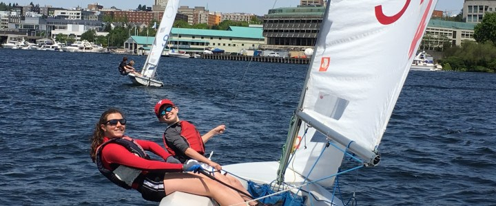 Seattle Junior Leukemia Cup Regatta Raises Nearly $10K!