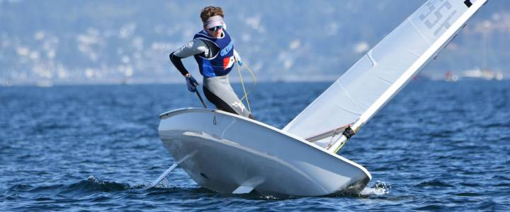 Gridley and Timms Win NWISA Singlehanded Championships