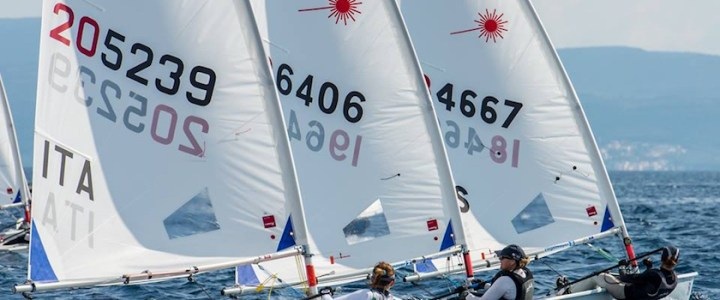 Laser Worlds, J/24 Europeans Success for Northwest Sailors