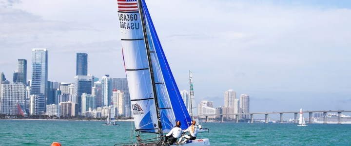 First Day at World Series Cup Miami