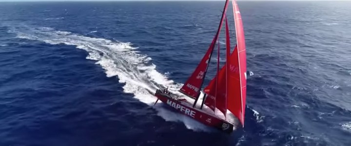 Wet Wednesday Videos from the Volvo Race