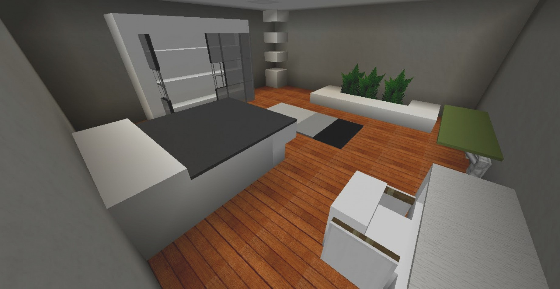 Deco Interieur Maison Minecraft