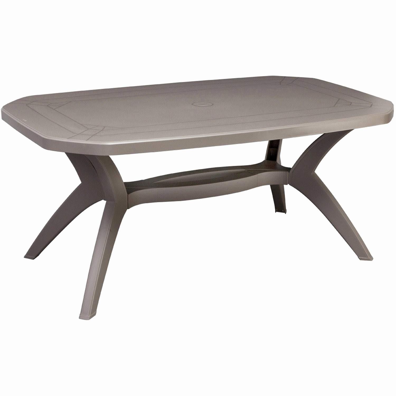 Best Table De Jardin Plastique Cora Contemporary - House Design ...