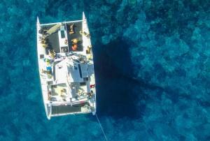 catamarans offer more space