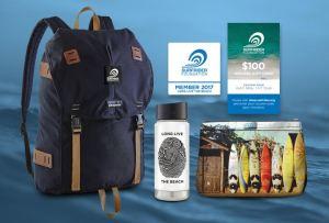 gift membership surfrider