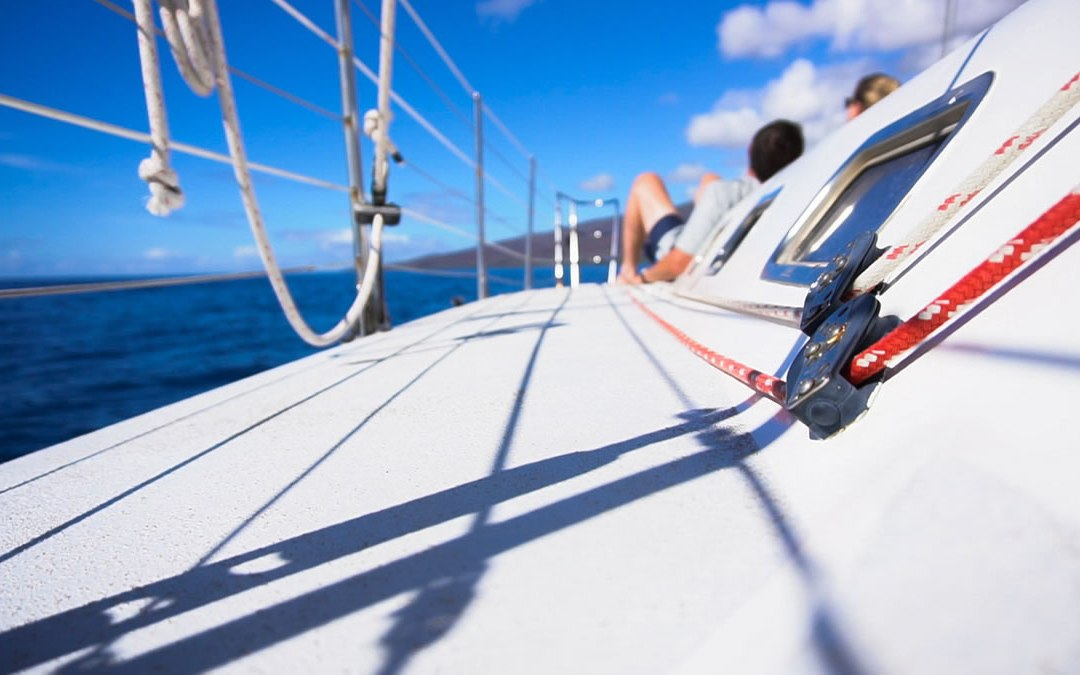 Get Wet Sailing Review of Sail Maui