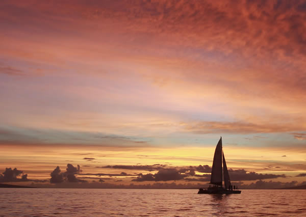 Best catamaran tours on Maui