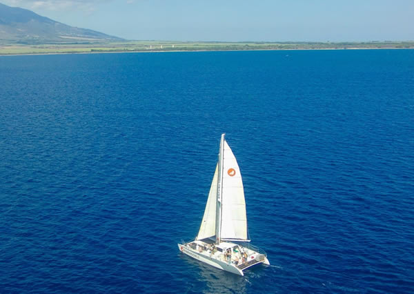 The Sail Maui difference