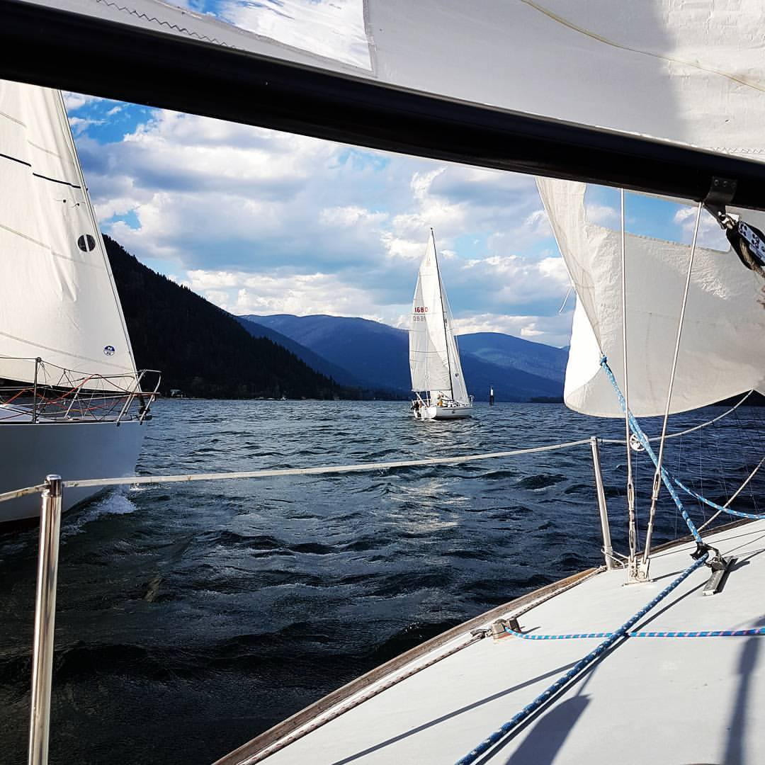 Kootenay Lake Sailing