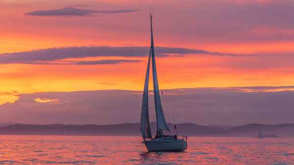 Sunset Sail Sage
