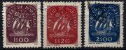 Потругалия марки парусник 1948