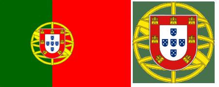 Португалия флаг и герб