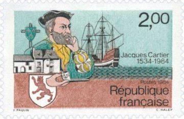марка Жак Картье