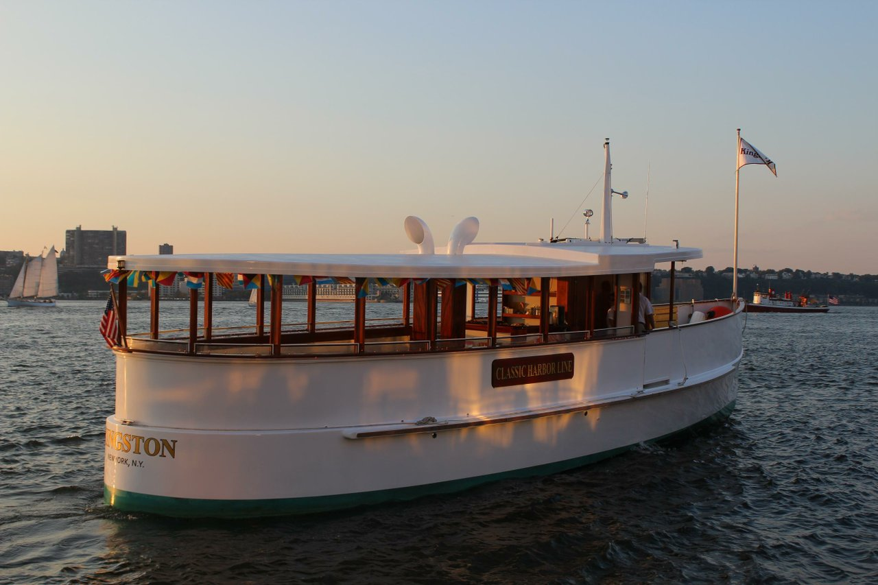 Luxury Motor Boat Rental New York NY Classic Classic