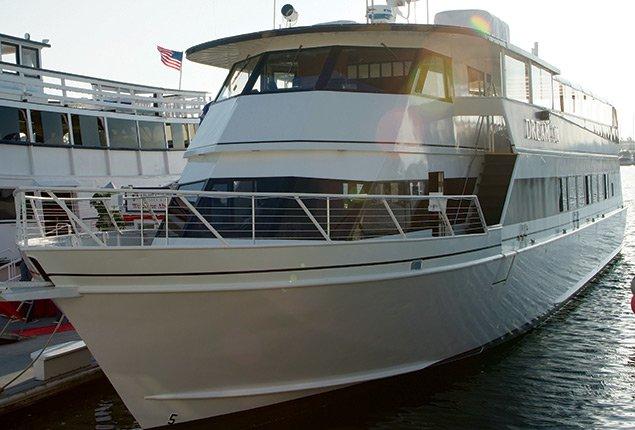 Rent A Custom Custom 105 Motorboat In Marina Del Rey CA