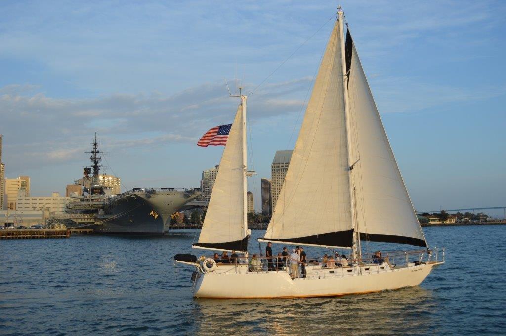 San Diego Sailboat Rental - Custom 7781 | Sailo