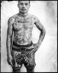 Yantra: Muay Thai boxer, Bangkok