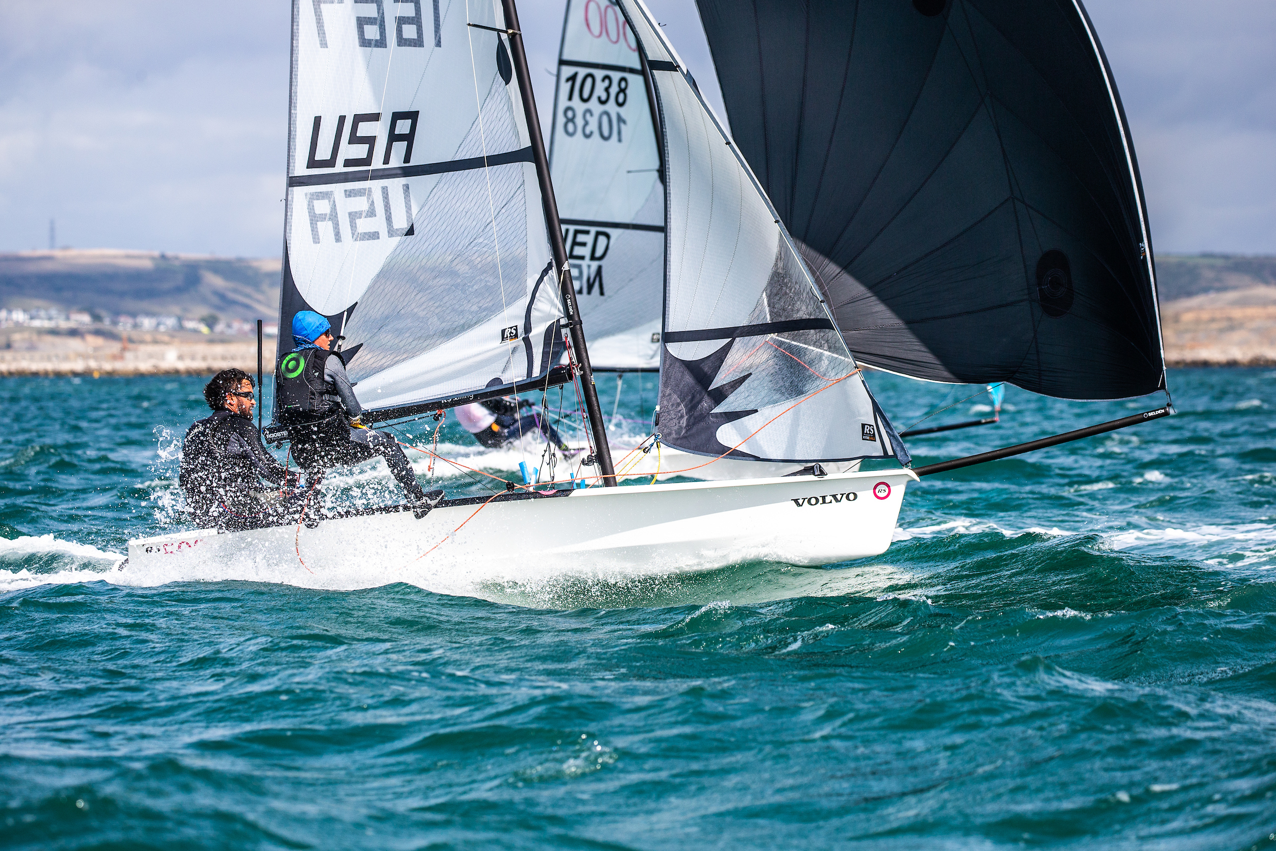Sailorcise Goes To England: RS GAMES RS 500 Worlds Weymouth. UK