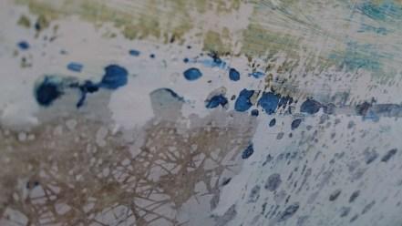 Etat du gelcoat au dessus de la fibre