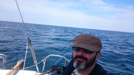 Un navigateur heureux