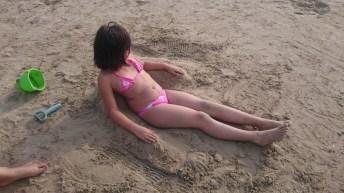 Sofa en sable