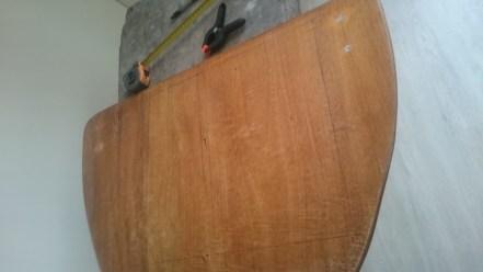 Où je récupère le plancher de l'annexe qui est partie à la déchèterie