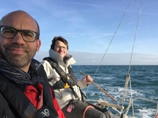Ludo & Ghismo sont sur un bateau