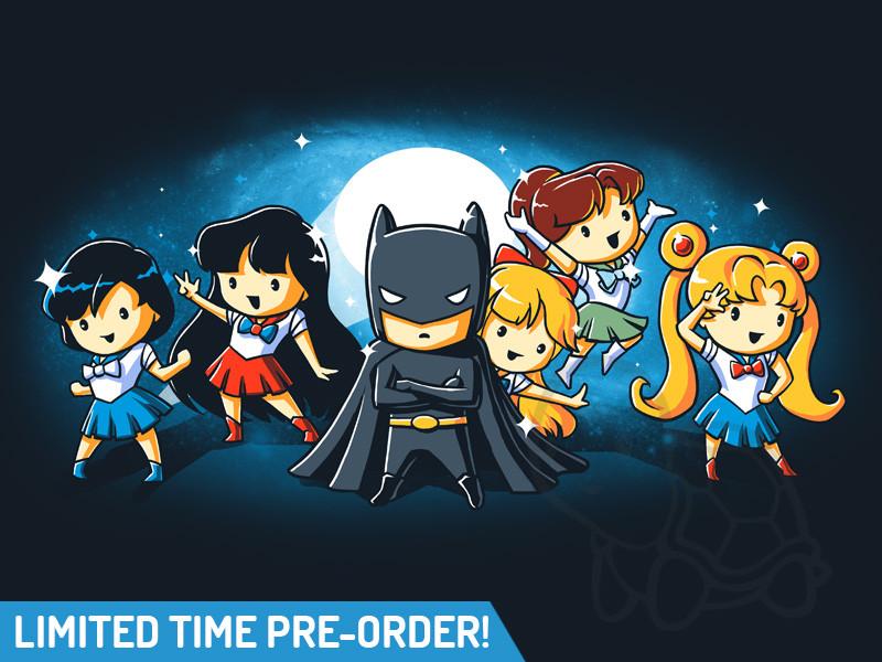Game Grumps Quotes Wallpaper Sailor Moon Batman Love And Justice Shirt At Tee Turtle