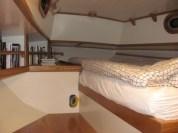 Aft cabin after