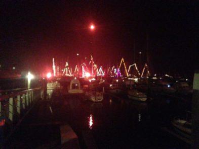 Sailors-style Fireworks