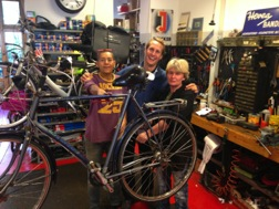 Amsterdam Cycling Repair Shop Freewheel