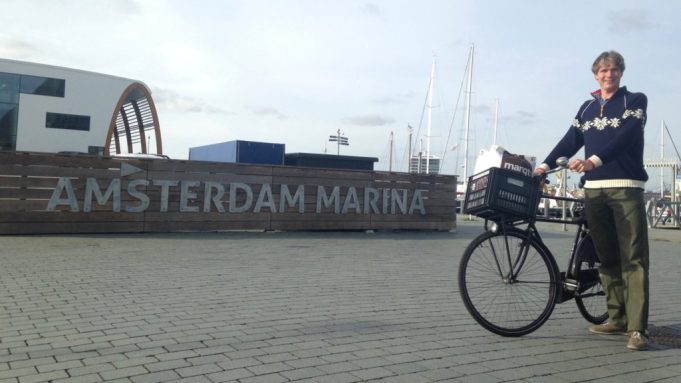 Sustainable Solution Cycling Amsterdam