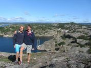 Our favorite anchorage: Olavssundet (Ny Hellesund) – between Mandal and Kristiansand