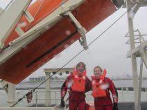 Survival at Sea Den Helder